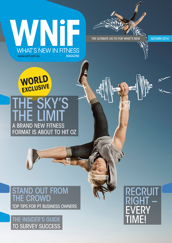 WNIF 2014 Autumn Edition Cover