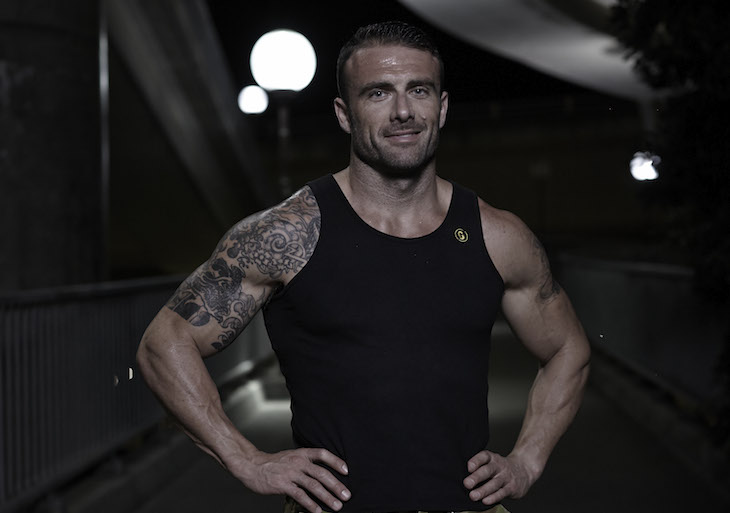Commando Steve Kicks Fitness Show WA Into Gear