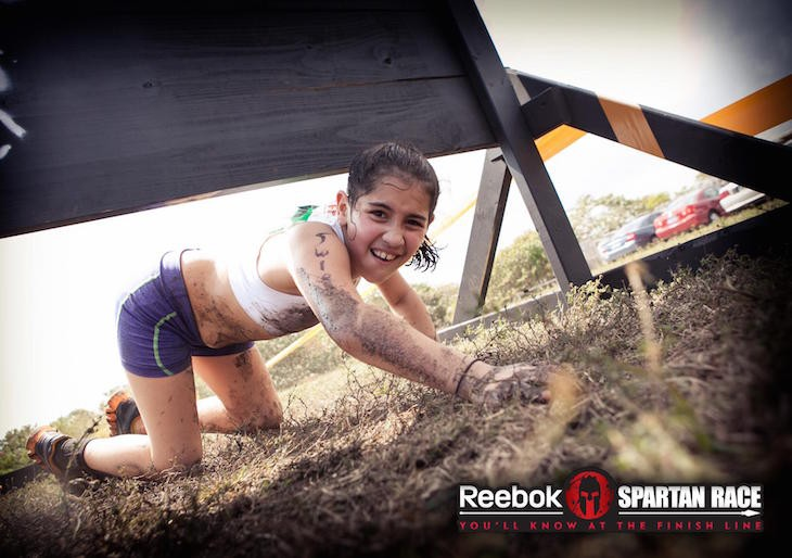 Spartan Race For Kids