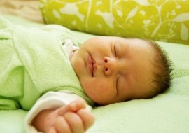 Does Baby Snore Like Dad?