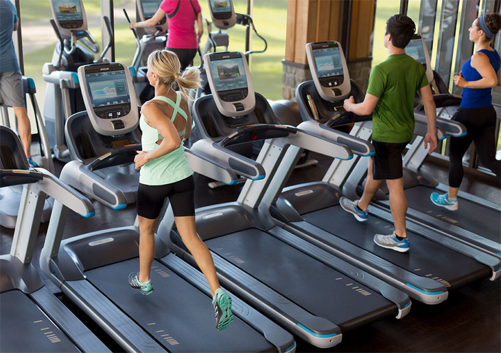 24 Hour Fitness in USA Invests in Thousands of Precor Pieces