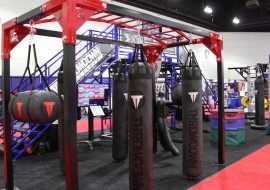 EYE Fitness Launch Pulse, Stages And Throwdown