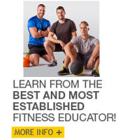 fitnessU – NEW Fitness Courses That Are All About YOU!
