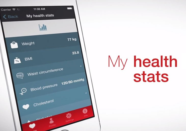 Cool Apps – My Heart, My Life