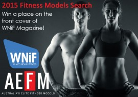 Calling All Budding Fitness Models!
