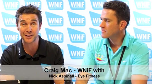 EYE Fitness Director Nick Aspinall Talks Innovation with Craig Mac