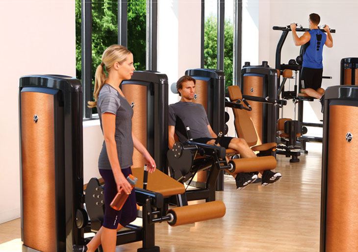 New Life Fitness Insignia Series
