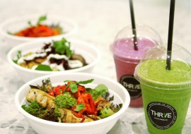 Thr1ving Healthy Food Business