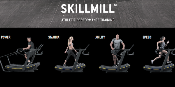 Technogym Launches SKILLMILL - Commercial Gym Equipment