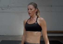 Under Armour Releases Campaign with Gisele Bundchen