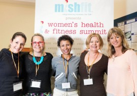 Tickets Now Available For  2015 Women's Health And Fitness Summit