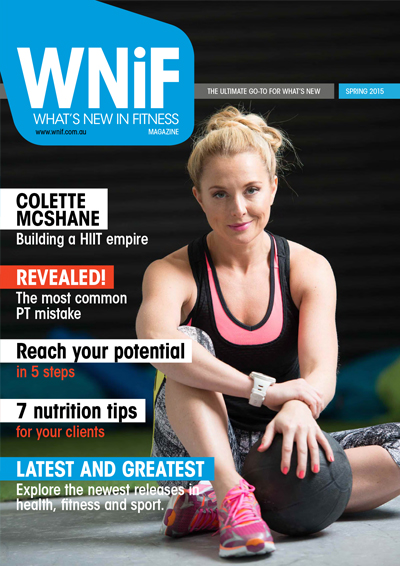 WNIF 2015 Spring Digital Edition Cover