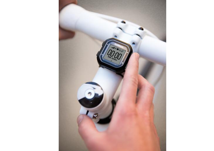 Garmin Releases The World's Smallest GPS Cycling Computer