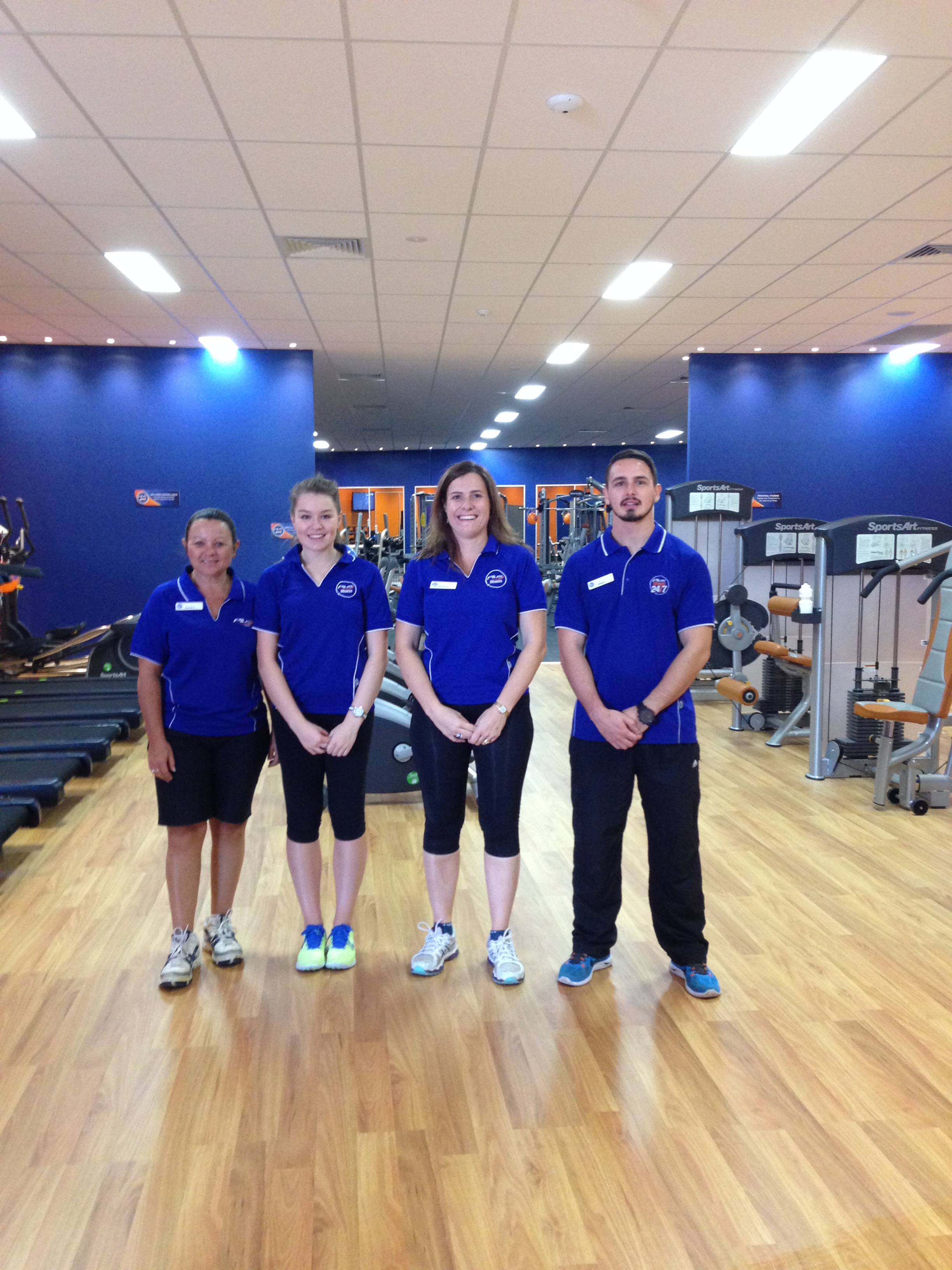 fitness 24 locations opened new Plus Fitness