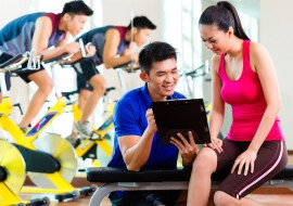 Report Identifies Growth In Personal Training
