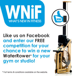 WIN a WaterRower Indo-Row Rowing